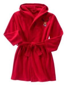 Minecraft Bathrobe Boys 6//7 10//12 Steve Creeper Fleece Robe NWT