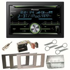 Pioneer fh-x730bt Bluetooth USB autoradio kit de integracion para Ford Fusion Galaxy S-Max