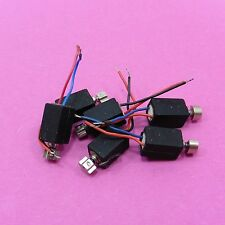 Cylindrical Micro Vibro Motor 4 x 11mm DC 3.6V Vibration Phone Replacement