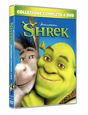 Shrek 1-4 Collection (4 Dvd) Universal Pictures