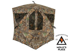 Ameristep AMEBL3001, Brickhouse Ground Blind in Realtree EDGE NEW 2018