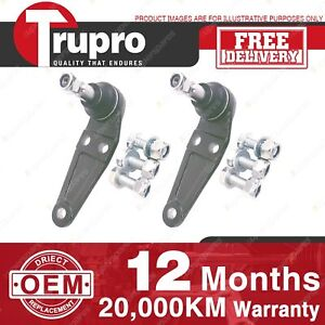 2 Pcs Trupro Lower Ball Joints for VOLVO 240 244 260 SERIES 1979-1994