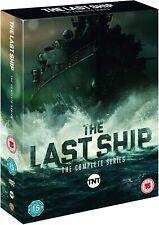 Last Ship S1 5 DVD Region 2