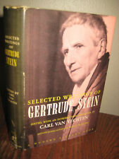 SELECTED WRITINGS Gertrude Stein MODERN LIBRARY Classic FICTION
