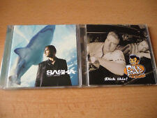 2 CD Set Sasha & Dick Brave - Open water & Dick This!