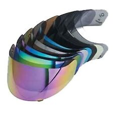 GMAX Dual Lens Face Shield for GM48/S Motorcycle Helmet-Smoke