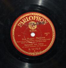 Film & Kleinkunst Schellack-Schallplatten