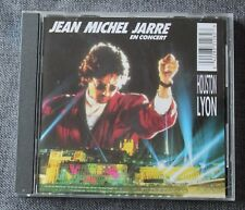 Jean Michel Jarre, en concert Houston Lyon, CD