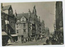Edinburgh John Knox's House Vintage 1945 Photograph C3