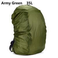 Waterproof Rain Cover Outdoor Travel Hiking Camping Backpack Rucksack Bag New