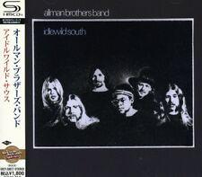 The Allman Brothers Band - Idlewild Sounth [New CD] Shm CD, Japan - Import