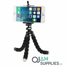 Octopus mini téléphone portable trépied flexible support grip mount caméras-uk