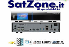 GigaBlue Quad UHD 4K  2sat dvbs2x + dual dvbt2 h265 10 bit