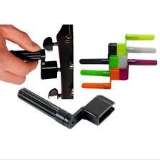 Plastic Acoustic Electric Guitar String Winder Peg Bridge Pin Tool MulticolorBBC