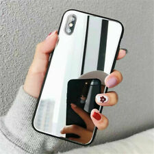 Crystal Mirror Shockproof Slim Cover Case For Apple iPhone SE 11 X 8 7