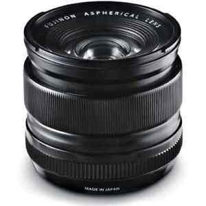 Fujifilm - XF 14mm f/2.8 Lens