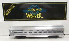 "Weaver O Gauge New York Central ""Blanchard River"" Aluminum Duplex Sleeper LN/Box"