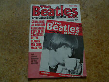 THE BEATLES BOOK MONTHLY Appreciation Society Magazine No. 33 January 1979