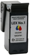 1 - 18C0781 Colour Text Quality Ink Cartridge for Lexmark Printers