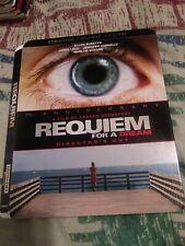 Requiem For A Dream 4k slipcover Only! No movie or case