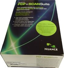 Nuance PDF+SCANSuite Educational Version NEW SEALED