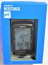 Giant Neostrack GPS Bicycle Computer Cycling Bluetooth Ant+ Distance MPH Black