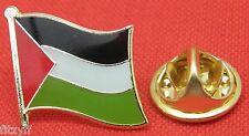 Palestine Palestinian Country Flag Lapel Hat Cap Tie Metal Pin Badge Brooch