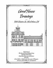 Girod House Drawings, New Orleans - Architectural House Plans