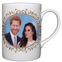 HRH Prince Harry & Ms Meghan Markle Engagement - Fine Bone China Mug