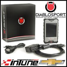 Diablo Sport inTune i3 Platinum Programmer Tuner for 1999-2016 Chevy Silverado