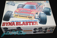 Tamiya 1/10 scale DYNA BLASTER R/C Racing Pick-Up Truck kit (Radio Control)