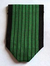 FRANCE: Ruban NEUF plié pour la Croix de guerre des LVF, largeur: 37 mm.