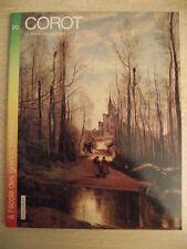 À l'école des grands peintres J. B. C. COROT. La vie et l'oeuvre de l'artiste.
