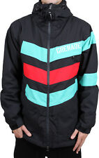 GRENADE Men's CHEVRON Snow Jacket - Black - Size XLarge - NWT -