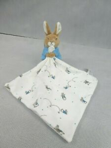 M&S Peter Rabbit Soft Cuddly Baby Toy With Blanket New With Tags Needs Cleaning