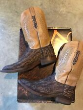 Lucchese Mens 11D Model CY1402.WF