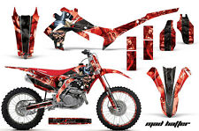 Honda CRF 450R Graphic MX Kit AMR Racing # Plate Decal Sticker Part 13-14 MH RB