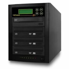 DVD Duplicators 1 To 3 Copier SATA 24X DVD duplicator