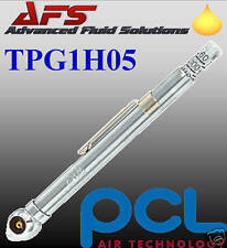 PCL AIR TYRE PRESSURE GUAGE PSI & BAR TPG1 GENUINE PART