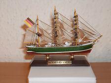 Collezione Modello Nave RIDWAN RICKMERS Kuststoff e legno