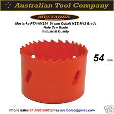 Hole Saw Blade 64 mm M42 Cobalt HSS Bi Metal Industrial