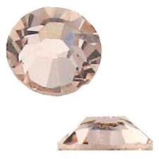 Swarovski Crystal Flatback SS12 Silk Color 3mm. Approx.144 PCS. 2058