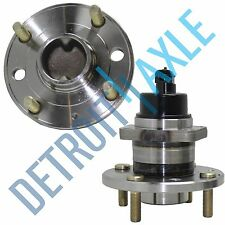 Pair: 2 New REAR Epica Forenza Optra Reno ABS Wheel Hub and Bearing Assembly