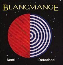 Semi Detached [Digipak] by Blancmange (CD, Mar-2015, Cherry Red)