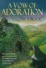 A Vow of Adoration (Sister Joan Mysteries)-ExLibrary