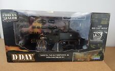 Unimax - Forces of Valor D-Day U.S. M3A1 Half Track  Die Cast 1:32 boxed