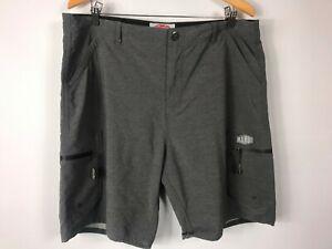 Mambo Men's size 38 Shorts Dark Grey - EUC