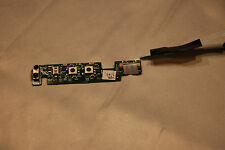 HP Compaq NC6000 INFRARED VOLUME BUTTON SOUND BOARD AND CABLE 346884-001