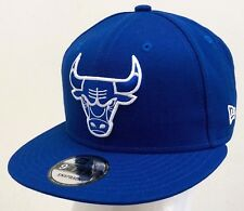 the latest 1c379 bee4d NEW ERA NBA 9FIFTY SNAPBACK CHICAGO BULLS 6X CHAMPIONS Royal Blue White