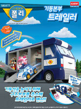 Robocar Poli Transforming Carying Case Playset S83377